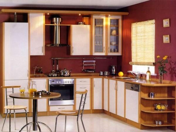 влагостойкость и долговечность обоев для кухни