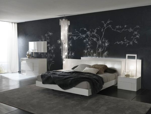 Серый и темны-серый - часто используемые оттенки
