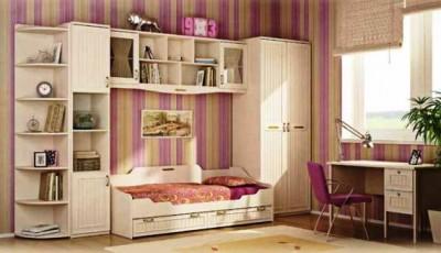 красивые обои для детской комнаты девочки