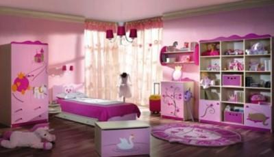 обои для стен детской девочки 4 лет