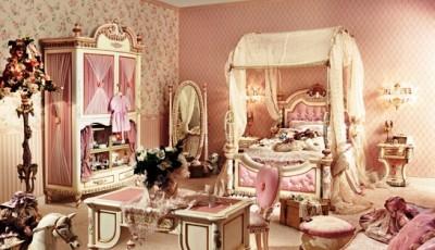 обои для стен комнаты новорожденной девочки