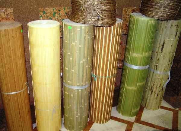 Бамбук и другие природные материалы являются экологически чистыми и безопасными для здоровья