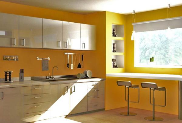 Желтая расцветка является одной из наиболее привлекательных