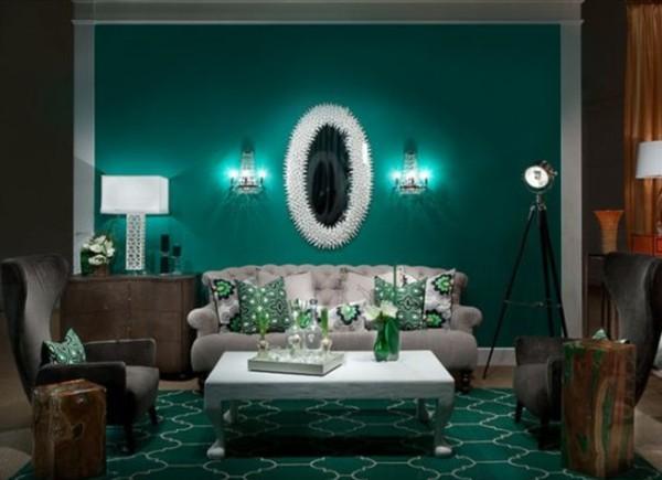 Этот прекрасный и небанальный тон способен украсить любую комнату Вашей квартиры!