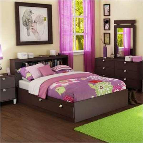 Спальня, придающая заряд и энергетику