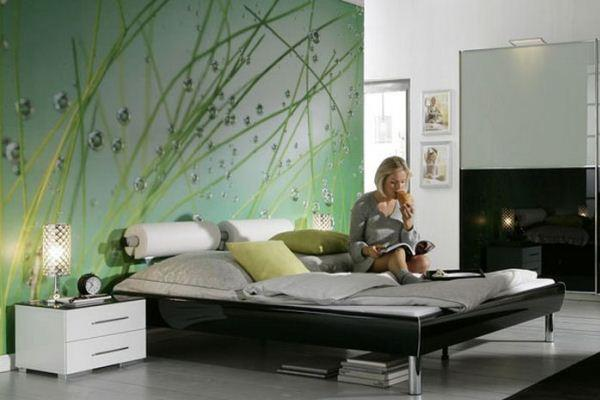 Спальня в стиле минимализма