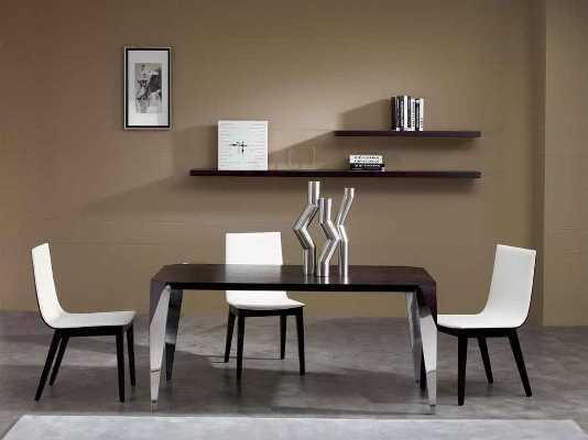 Лаконичная столовая