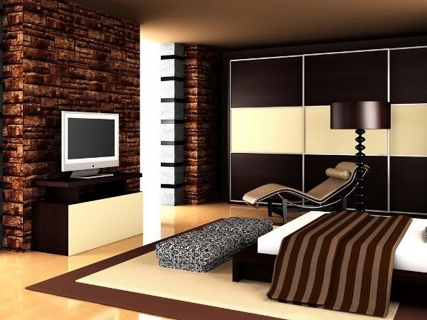Спальня с комфортом