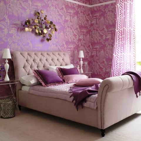 Фото: рисунки на стенах являются привлекательными элементами дизайна