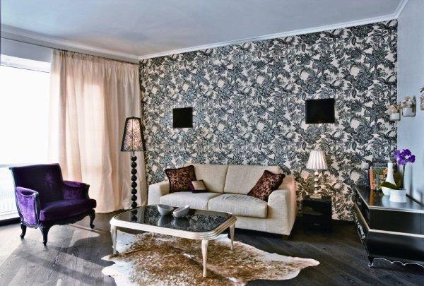 От выбора материала зависит не только внешний вид, но и эксплуатационные характеристики стен комнаты