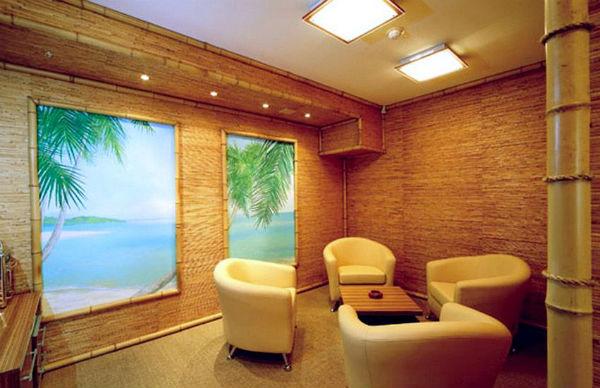 Бамбук и мебель