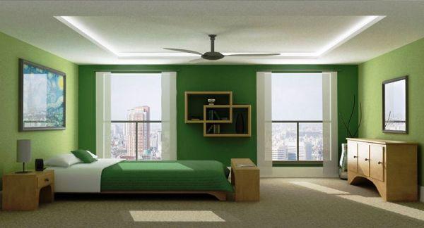 Этот фон является одним из наиболее популярных при отделке жилых помещений