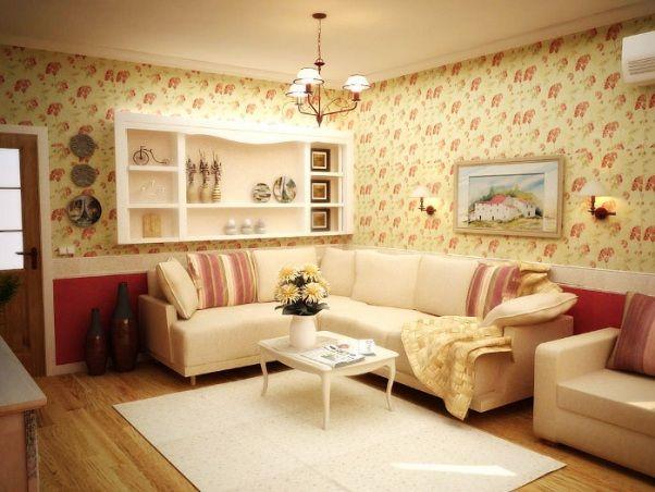 Перед выбором стиля, тщательно изучите характеристики помещения