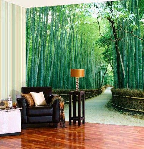 Экзотический лес