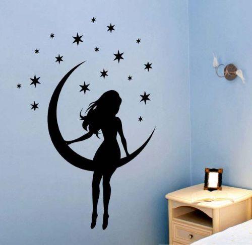 Интересный вариант для комнаты девочки