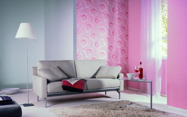 Классическое сочетание с белой мебелью