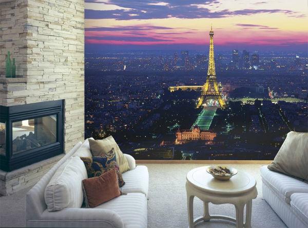 Фотообои_Париж