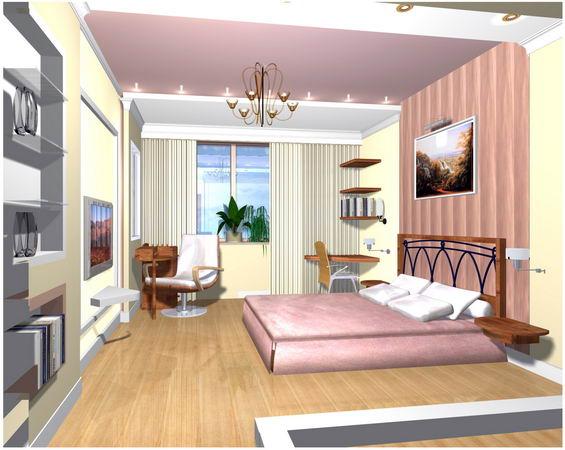 Обои компаньоны спальня