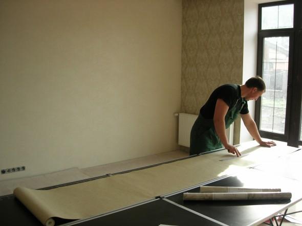 Подготовка полотна