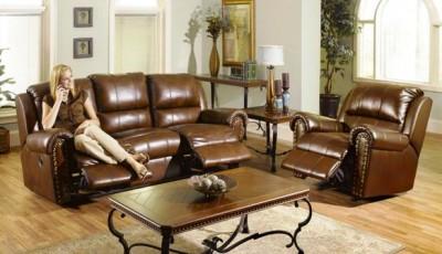 какие обои выбрать для коричневой мебели
