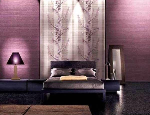 Фото дизайна интерьера с флизелиновыми обоями