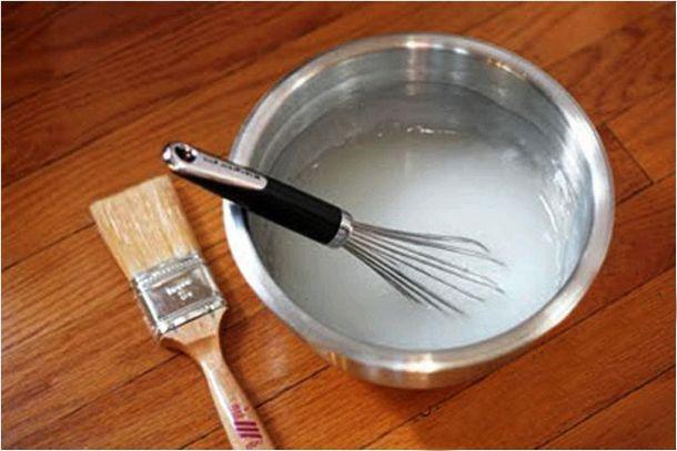 Как в домашних условиях приготовить обойный клей в домашних условиях