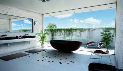 фотообои в ванной комнате фото