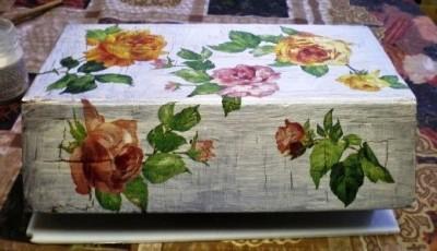 красивая коробка для подарков смоими руками