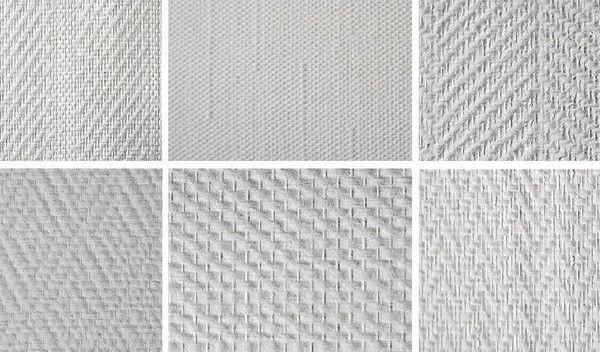 Разные варианты текстуры помогут подобрать рисунок, оптимальный для интерьера