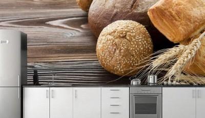 фото обои на кухню фото