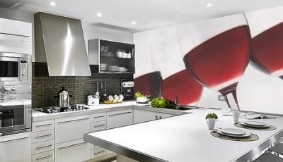 фотообои в кухню фото