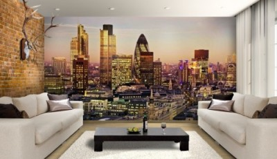 Фотообои город Лондон Сити