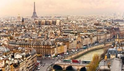 Фотообои Париж и Эйфелева башня (29 фото интерьеров)