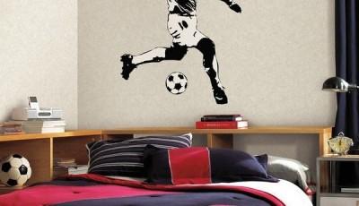 фотообои футбольная тематика наклейки