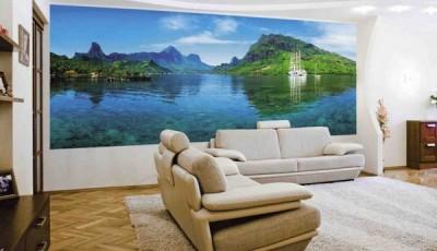 фотообои природа озеро