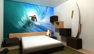 фотообои серфинг