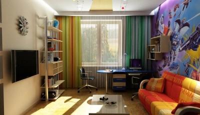 Фотообои для подростковой комнаты из фильма