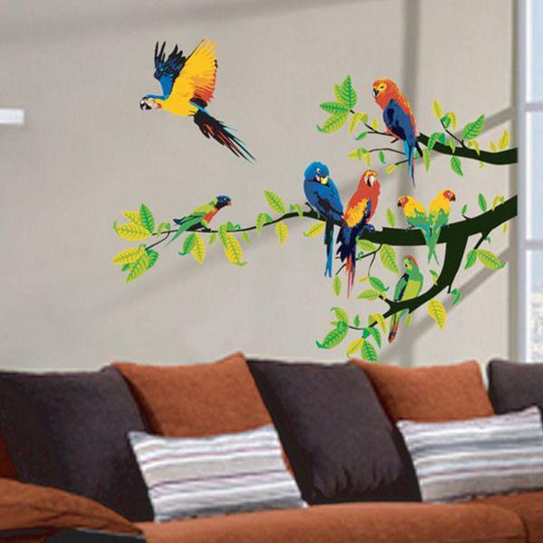 Фото дизайн птицы