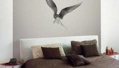 Фотообои с птицей