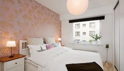 Современные обои для спальни с разным дизайном