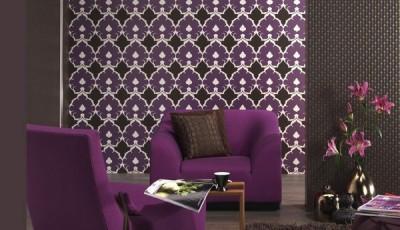 абстрактные обои для стен комбинированные