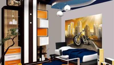 фотообои мотоцикл на стену