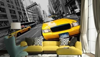 фотообои на стену автомобиль в Америке