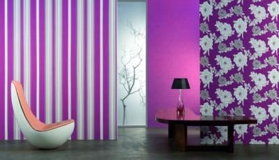 обои абстракция для стен с разными рисунками