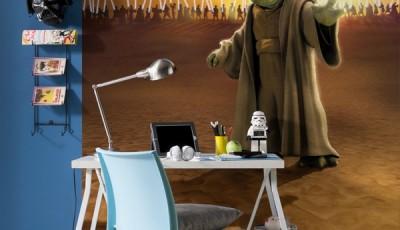 Фотообои Звездные войны Йода