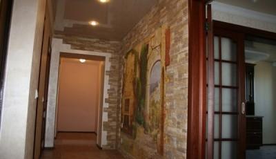 Фотообои для темного коридора