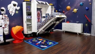 Фотообои космос для красивой детской