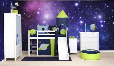 Фотообои космос и звезды