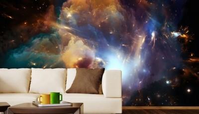 Фотообои космос необычные