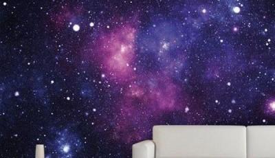 Фотообои космос со звездами